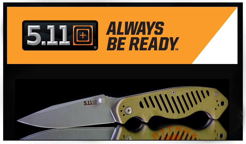 Ножи 5 11 Tactical