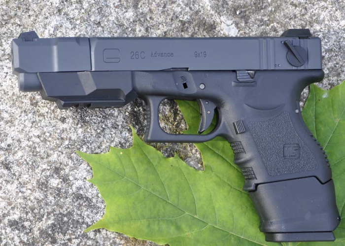 Glock 26C Advance