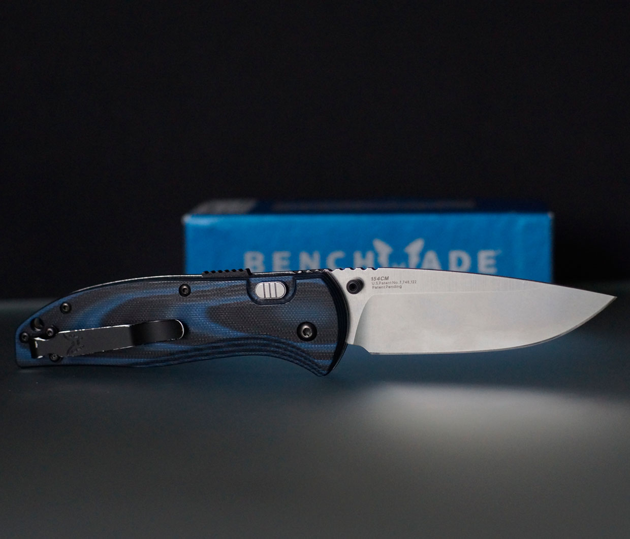 Benchmade 665 APB Assist бу