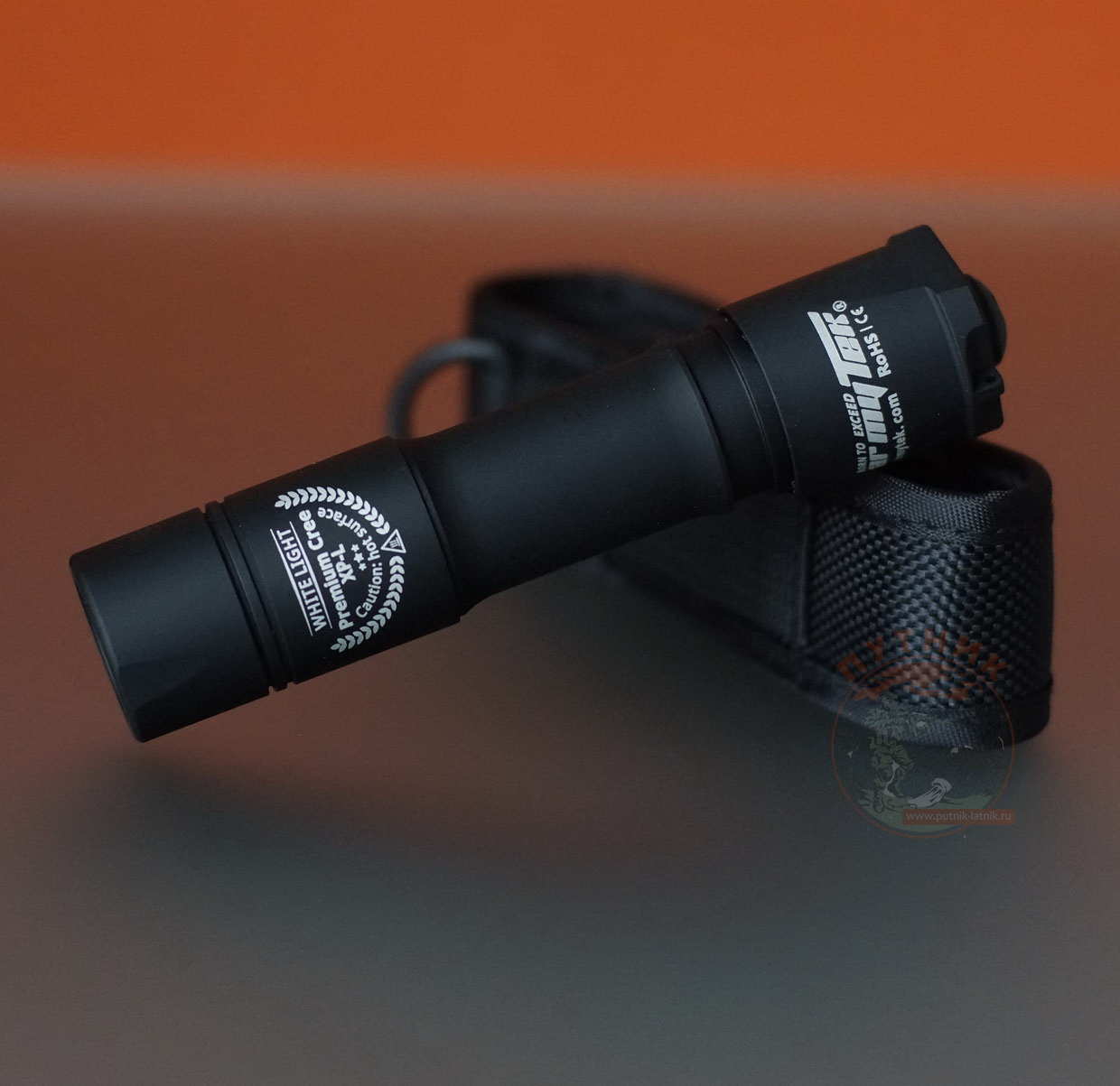 Armytek Partner C2 v3 XP-L