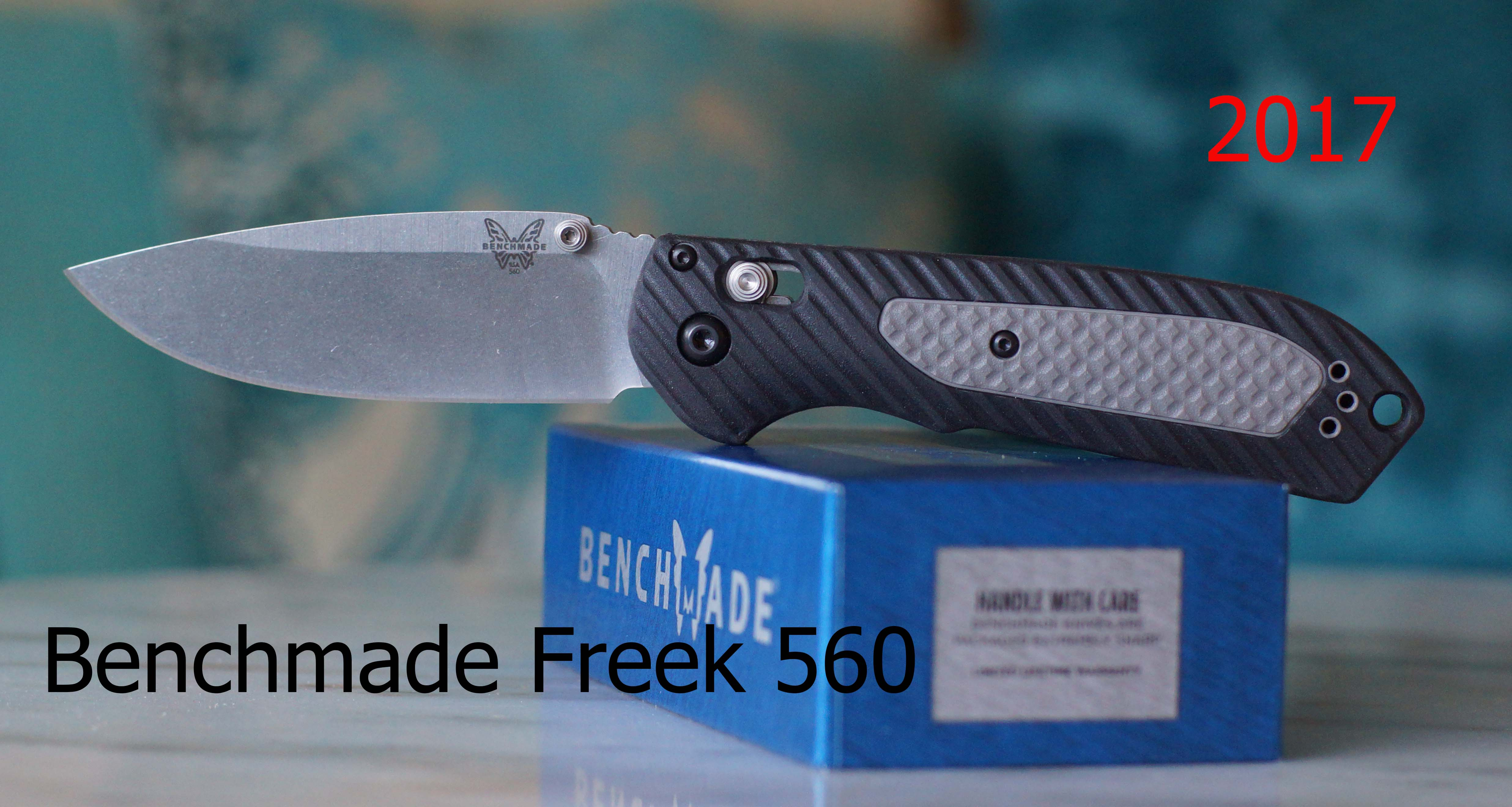 Benchmade Freek 560