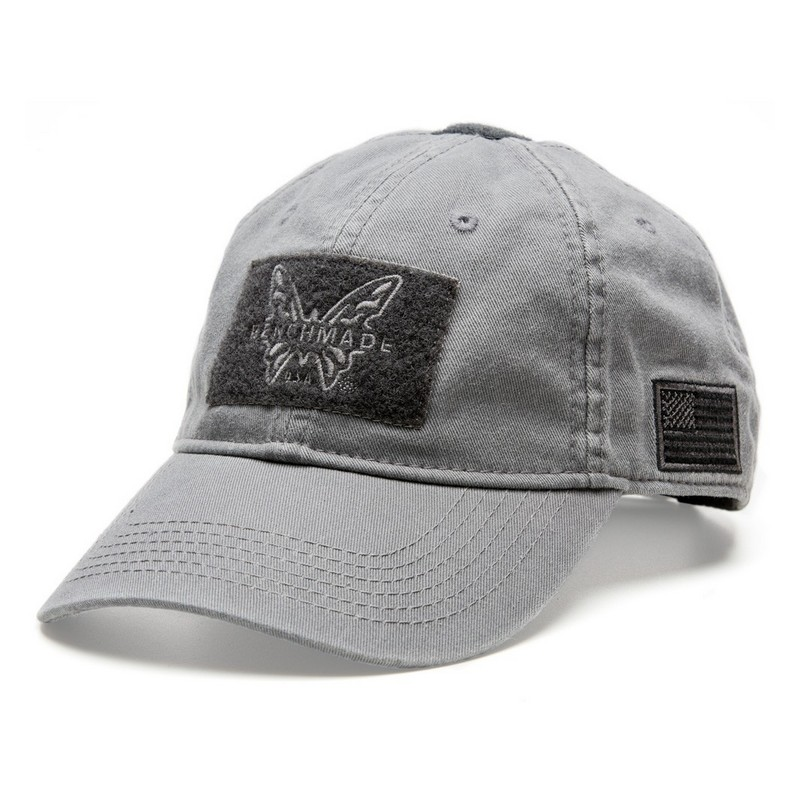 Benchmade Grey Tactical hat