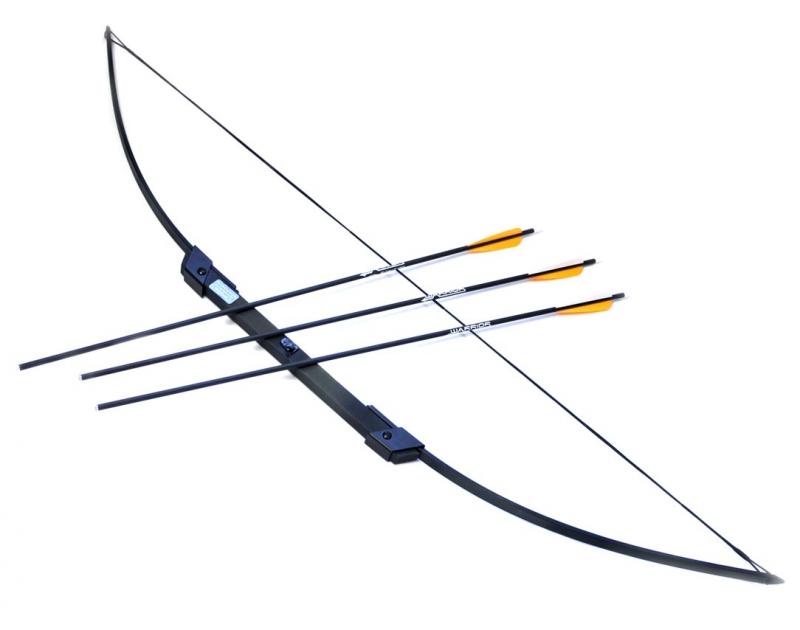 Как сделать лук и стрелы для выживания