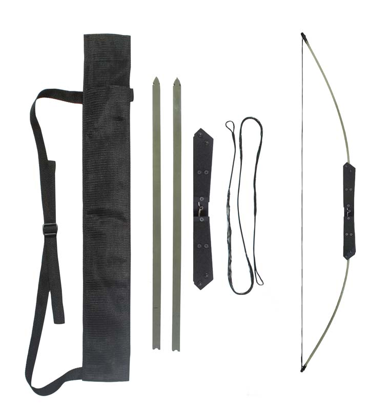 Rapture Universal Compact Take - Down Bow and Pouch 40/50