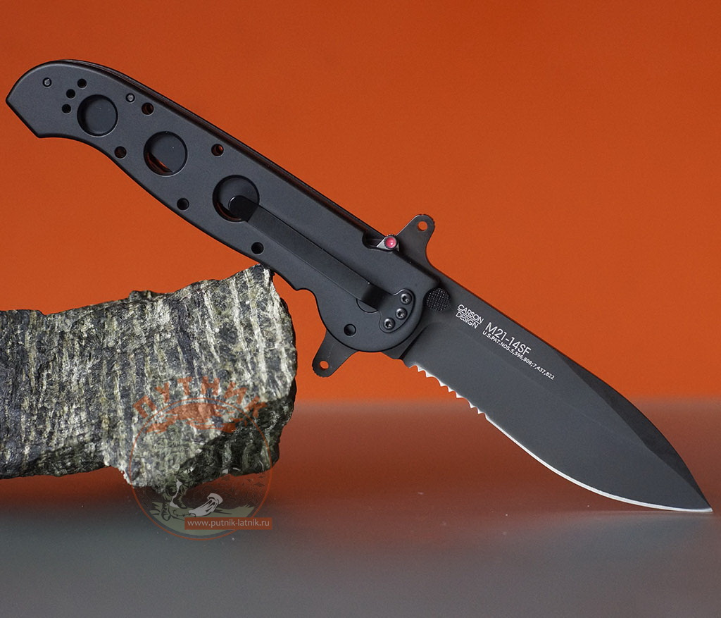 CRKT M21 Special Forces Knife M21-14SF