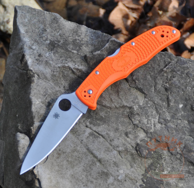 Spyderco  Endura 4 C10FPOR Orange