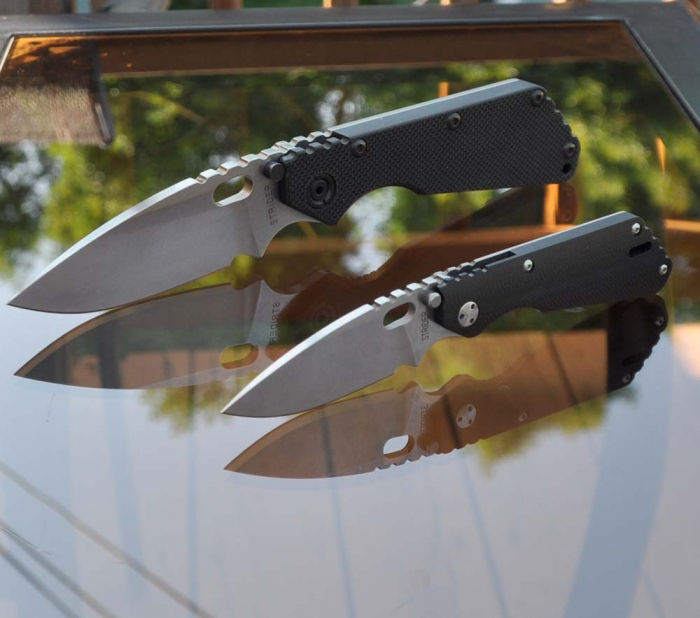 Strider PT CC Black G-10