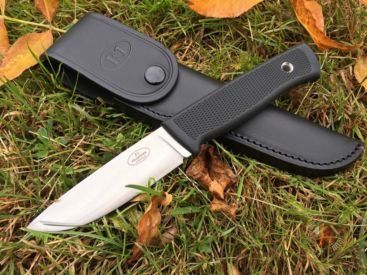 Fallkniven F1 F1Z Lam VG10 Leather