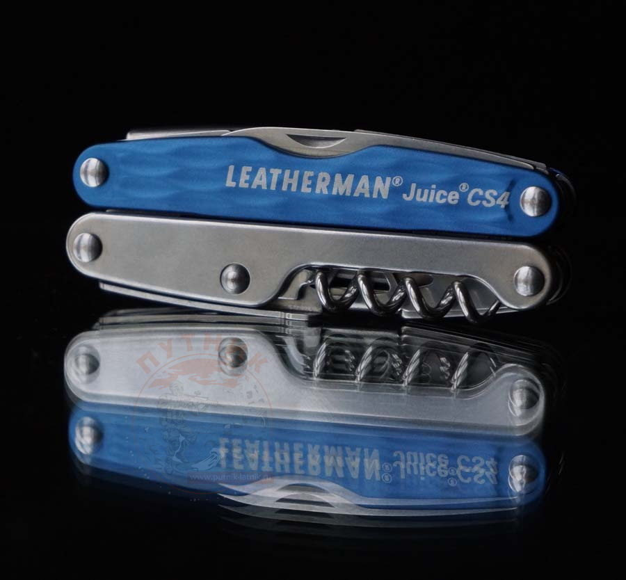 Leatherman Juice CS4 Columbia Blue