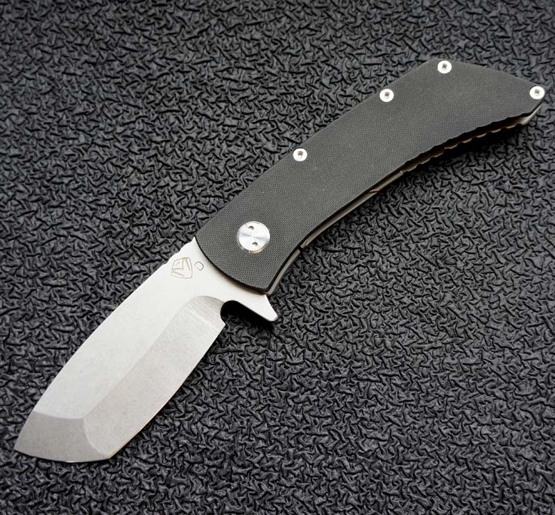 Medford Knife and Tool TFF-2 G-10