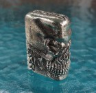 Зажигалка Zippo Skull Jacket - Antique Silver - Limited Edition