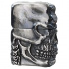 japanese-zippo-lighter---japan---skull