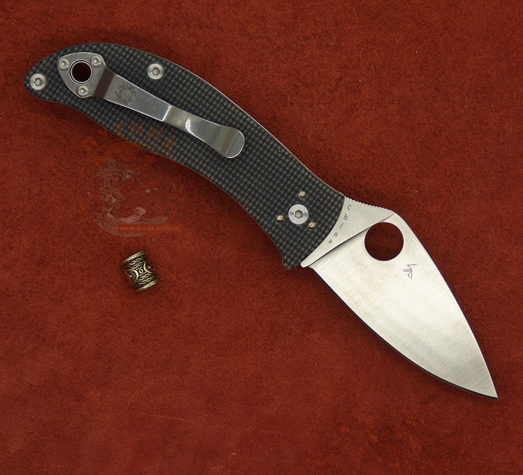 Spyderco C222GPGY Alcyone
