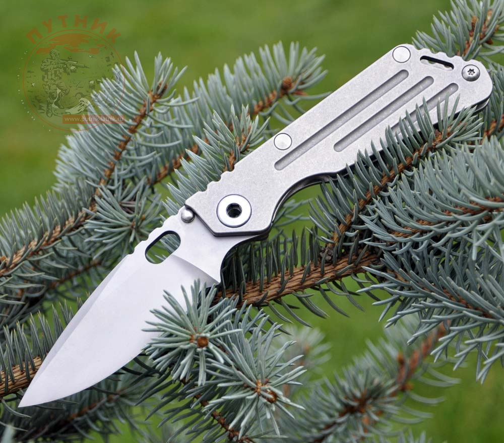 Strider SNG Mick Strider Custom CPM-20CV